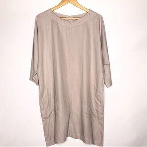 Aritzia Wilfred Delphine Dress size Medium